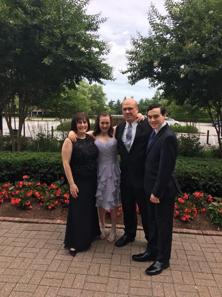 family D Bat Mitzvah